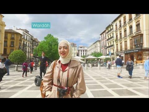 La Alhambra, Saksi Bisu Jejak Islam di Bumi Andalusia - MUSLIM TRAVELERS 2018