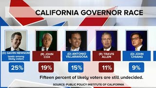 California: Dems aim to flip GOP-held districts in