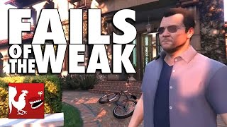 GTA V, Elder Scrolls Online, and More! - Fails of the Weak #248