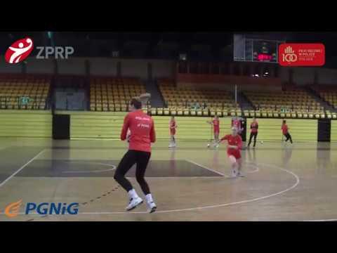 Trening Biało-czerwonych w Pruszkowie – kulisy