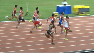 FASTEST 100M SEA GAMES 2015 TRACK AND FIELD FINALS!!