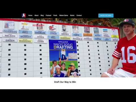 HOW TO START A DYNASTY FANTASY FOOTBALL LEAGUE