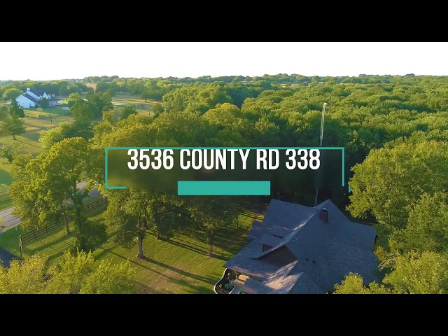 Country Estate on over 2 acres Home Walkthrough