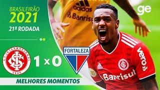 Интер Порту-Алегри  1-0  Форталеза видео