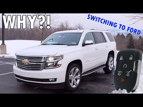 5 Things I HATE About The NEW Chevrolet Tahoe