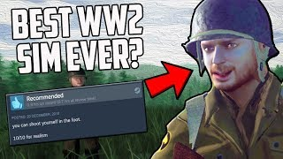 This Might Be The Best Open World WW2 FPS Ever Made