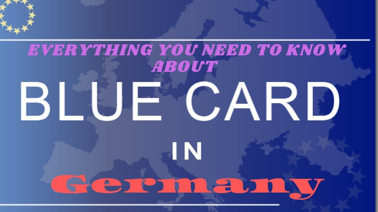 জার্মানিতে ব্লু-কার্ড পেতে যা যা করণীয়  (How to get Blue card in Germany)