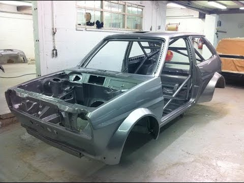 MK1 Ford Fiesta Cosworth Build Project