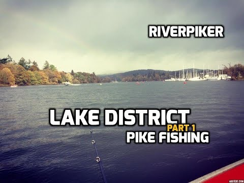 Lake District Pike Fishing - (video 192)