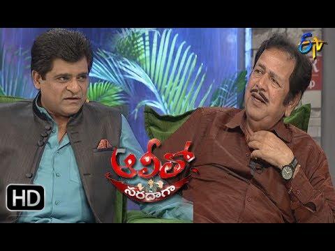Alitho Saradaga | 3rd July 2017|  Giribabu| Full Episode | ETV Telugu