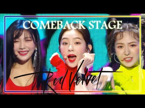 [Comeback Stage] Red Velvet - RBB(Really Bad Boy)  , 레드벨벳 -  RBB(Really Bad Boy)