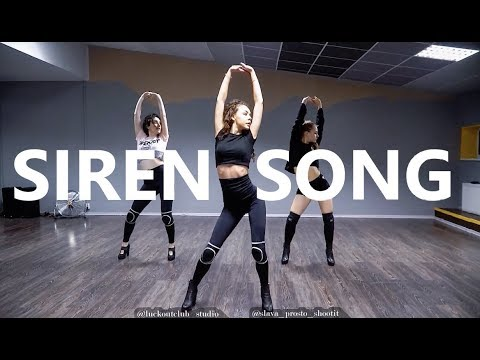 Maruv - Siren Song | Choreo By Risha (beginners)