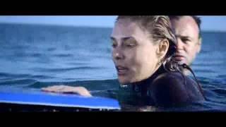 グレートバリアリーフの紺碧の海を鮮血で真っ赤に染めた巨大人食いザメ...