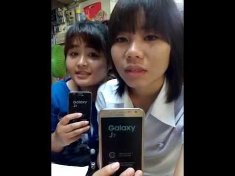 Samsung  J5 J7 inshop พิจิตร EP.2