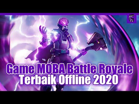 10 Game Android Offline MOBA \u0026 Battle Royale Terbaik Tahun 2020