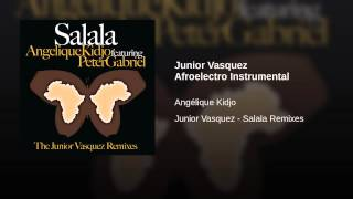 Junior Vasquez Afroelectro Instrumental