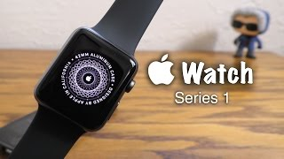 Apple Watch Series 1 Unboxing & Review | Space Gray