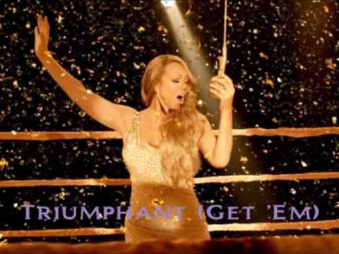 Mariah Carey Triumphant Get Em feat Rick Ross & Meek Mill EP 8Tracks