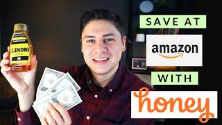 Here's the BEST way to save money at AMAZON (use Honey!)
