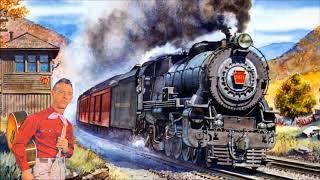 The Crazy Engineer Hank Snow with Lyrics YouTube Videos