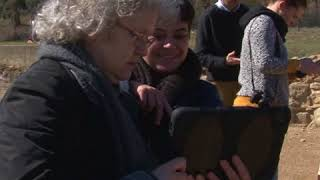 Noves visites en 3D al Jaciment de Vilauba