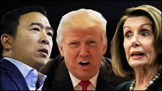 Andrew Yang Urges Nancy Pelosi to Take Trump's Latest Stimulus Offer