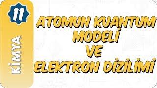 11. Sınıf Kimya   Atomun Kuantum Yapısı ve Elektron Dizilimi