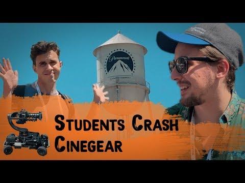 Students Crash Cine Gear Expo in LA