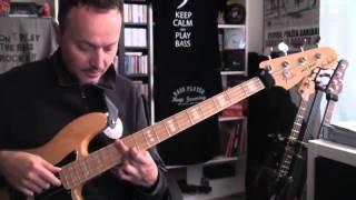 Lezioni di Basso Elettrico - Come suonare Impressioni di Settembre della PFM! (Lez.56)