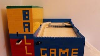 Lego ball game