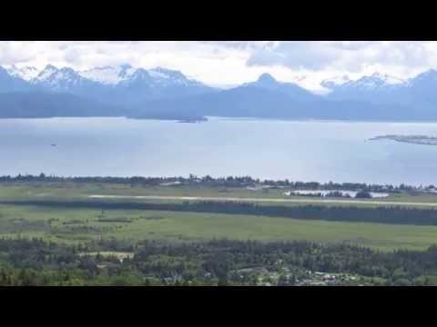 2014 Kachemak Bay Panorama