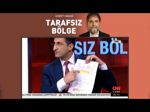 Teğmen Mehmet Ali Çelebi, Tarafsız Bölge' de belgelerle kumpası anlatıyor.
