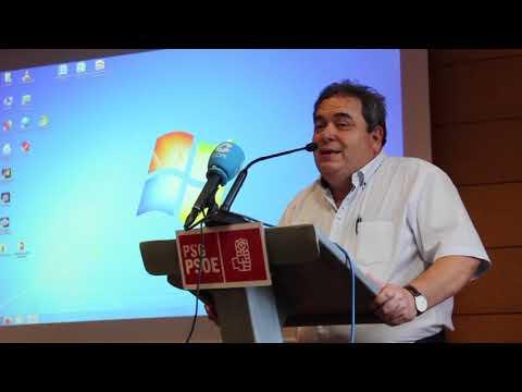 Mitin apertura campaña municipais 2019 do alcalde en funcións de Verín, Gerardo Seoane