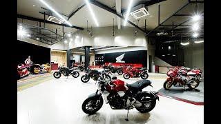 Cận cảnh loạt xế khủng tại Showroom Honda Moto tại HCM |XEHAY.VN|