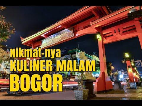 Kuliner Malam Bogor Benbong Food Vlog 38