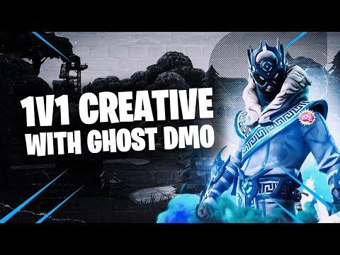 Creative 1v1 vs. Ghost DMO