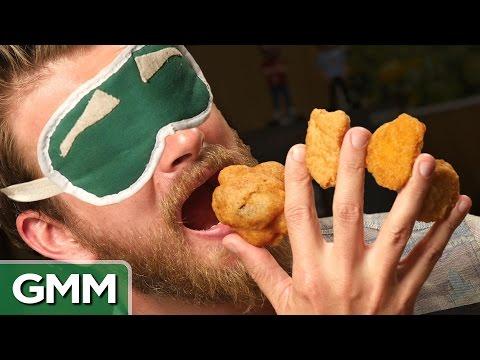 Blind Chicken Nugget Taste Test