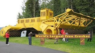 World Amazing Modern Technology Machines Working - Biggest Monster Machinery