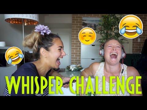 Fijians Play the Whisper Challenge | Jacqueline & Clarissa