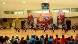 United Beats Crew: 1st. place ONP 2014 Hip hop A