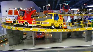 Аттракционы в Лавина молл - цветные машинки | Lavina mall Color Cars