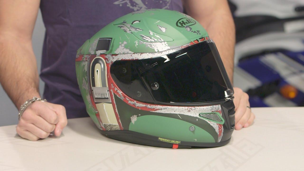 Hjc Rpha 11 Pro Boba Fett Helmet Review