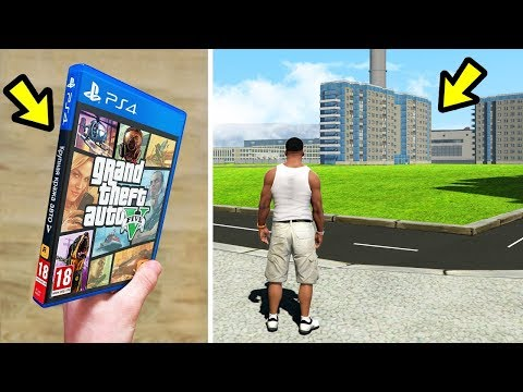 Playing the Russian Version of GTA 5! (New Map)