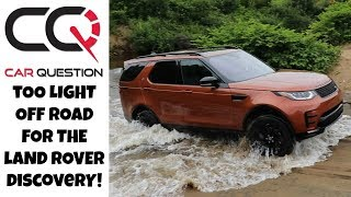 Land Rover Discovery | Off Road Fun / Sand Test | Part 4/4