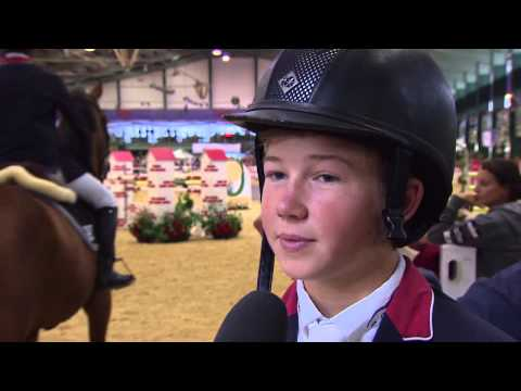 Showjumping    Harry Charles Scope 2014