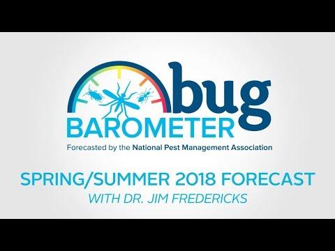 2018 Spring & Summer Bug Barometer - PestWorld