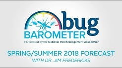 2018 Spring & Summer Bug Barometer - PestWorld