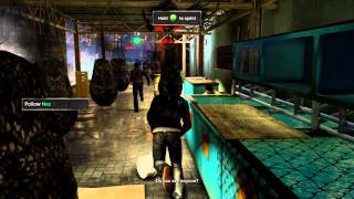 sleeping dogs pc with hi res texture pack intro comparison