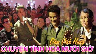 Hát live hay thần sầu, Đàm Vĩnh Hưng nhận cơn mưa lời khen từ nhạc sĩ Đài Phương Trang