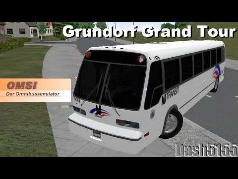 Grundorf Grand Tour- OMSI Bus Simulator |